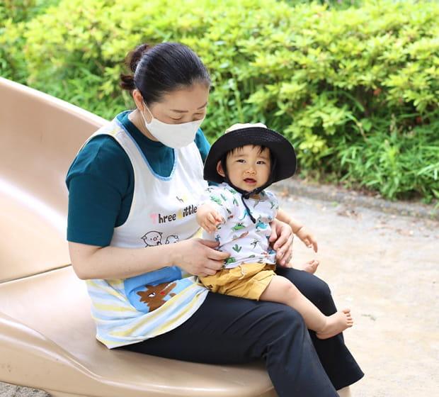ベビーシッターの80%が子育て・保育経験者