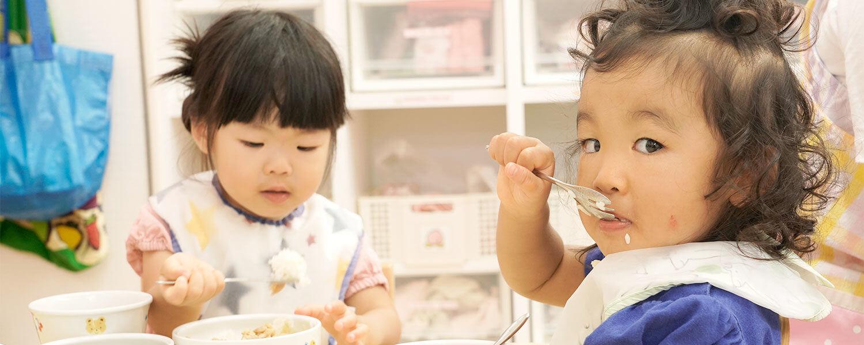 園児 食事