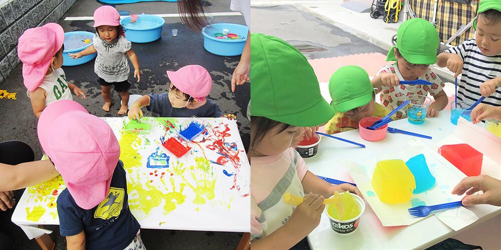 園児 図工